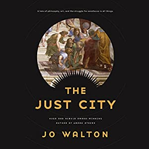 The Just City Audiobook