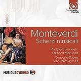 Monteverdi: Scherzi musical