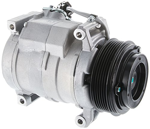 Four Seasons 158313 New A/C Compressor with Clutch