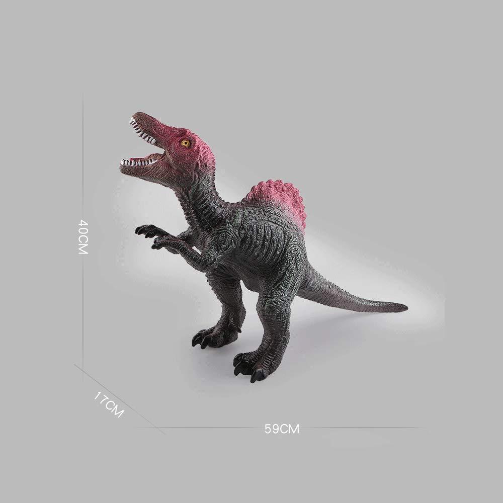 ZaiQu ZaiQu ZaiQu Juguete para nintilde;os Dinosaurio Simulacioacute;n Animal Tyrannosaurus Rex Modelo Educacioacute;n Temprana Suave Plaacute;stico Suave Boy Regalo Educativo de Juguete (Tamantilde;o : 07) eed906