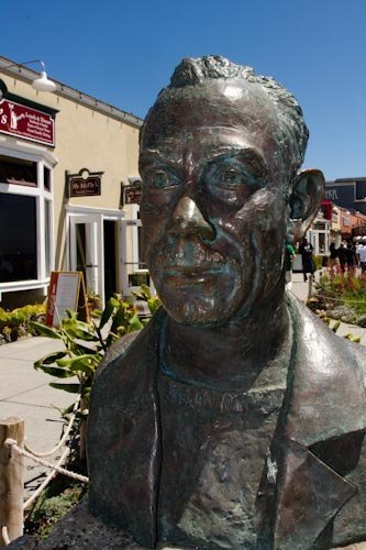 Footsteps of Steinbeck - Driving Tour of Monterey, Pacific Grove and Cannery Row by N/A - Cannery Monterey