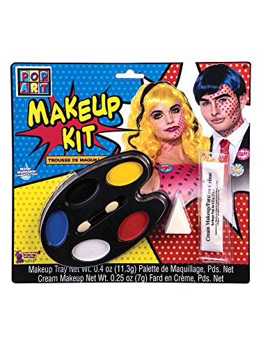 Pop Art Makeup Kit Costume Makeup
