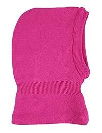 N'Ice Caps Kids Unisex Soft Sherpa Lined Knitted Balaclava Headwear