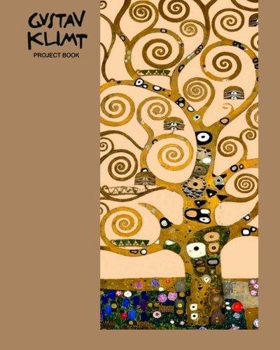 Gustav Klimt Project Book: Tree Of Life ( Journal / Large Notebook ) (Signature Series)