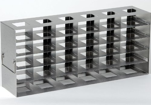 (Thermo Scientific Side Access Deepwell Microplate Freezer Rack, 5 Door, 30 Plates/rack, 22