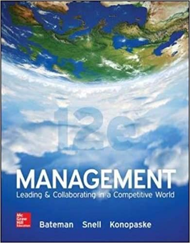 Management leading collaborating in a competitive world thomas s management leading collaborating in a competitive world 12th edition fandeluxe Choice Image
