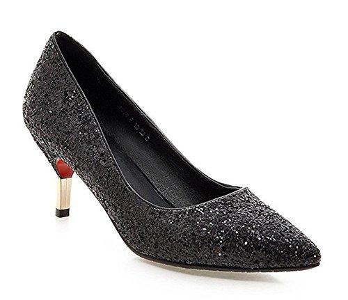 Lola Pointy Toe Heels - 8