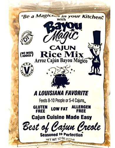 Bayou Magic Cajun Rice Mix 12 oz (Pack Of 12)