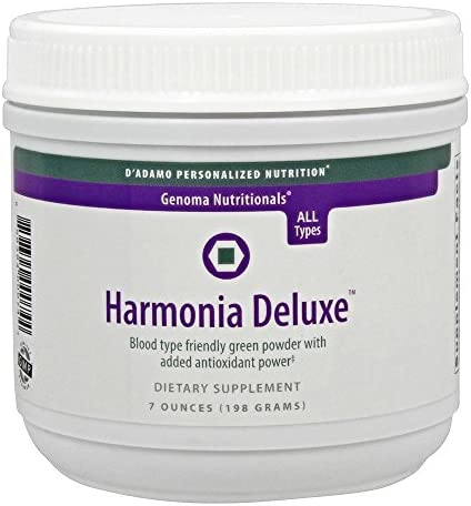 D Adamo Personalized Nutrition Harmonia Deluxe, 7 Ounce