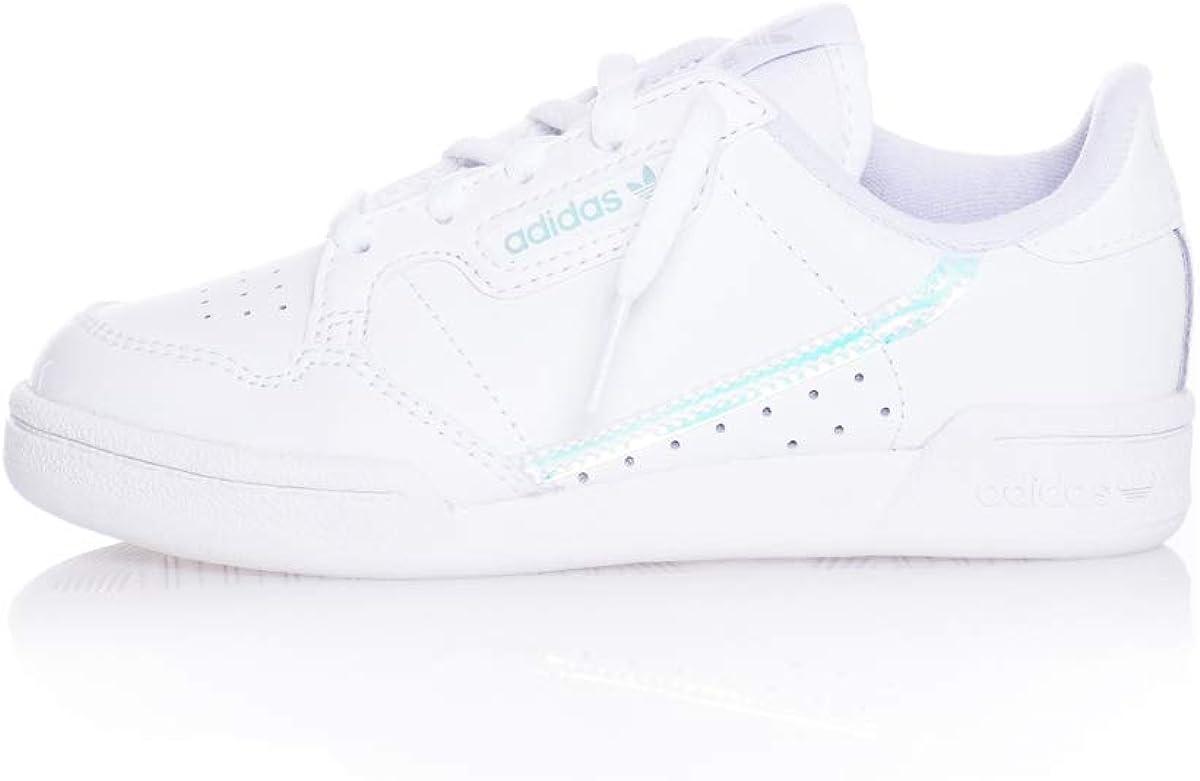 Amazon.com | adidas Originals Continental 80 C White ...