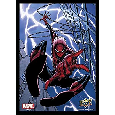 Marvel Card Sleeves: Spider-Man: Toys & Games