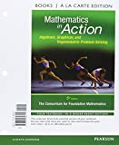 img - for Mathematics in Action: Algebraic, Graphical, and Trigonometric Problem Solving a la Carte Plus MyMathLab w/eText - Access Card Package (5th Edition) book / textbook / text book