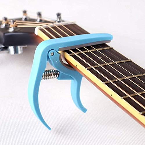 amiciSound-Guitar-Capo-6-String-Acoustic-Electric-Guitar-Single-Handed-Capo