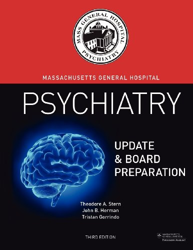 Massachusetts General Hospital Psychiatry Update & Board Preparation