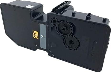 Black TK5232K 1T02R90US0 Kyocera OEM HY Toner Cartridge 2 Pack 2600 Page-Yield Per Ctg