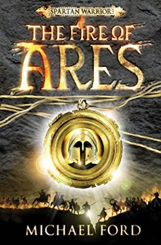 book cover of The Fire of Ares