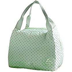 JD Million shop Lunch Bag New Portable Picnic Tote Insulated Cooler Zipper Organizer Box Purse 11S60912 drop shipping