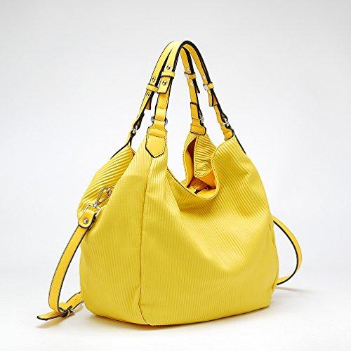 Tosca Handbag Textured Textured Tosca Hobo Black xp0dqwYfw