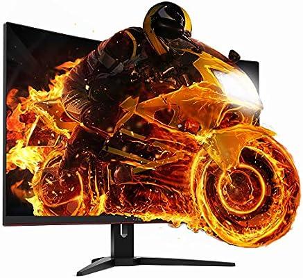 "AOC Monitor CQ32G1 - Monitor Gaming Curvo de 32"" con Pantalla QHD ..."