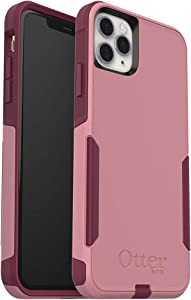 OtterBox COMMUTER SERIES Case For iPhone 11 Pro Max - CUPIDS WAY (ROSEMARINE PINK/RED PLUM)