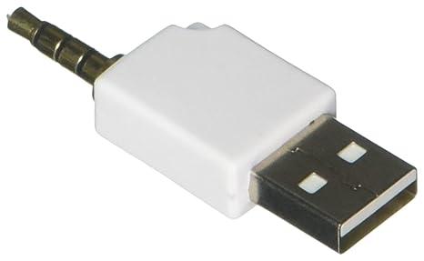 Amazon.com: Generic USB adaptador para Apple iPod Shuffle 2 ...