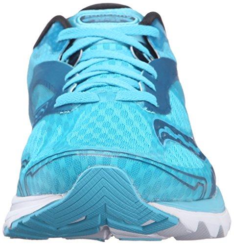 Saucony KINVARA 7 RunPops, Scarpe running uomo, PersonalBestBlue, 42