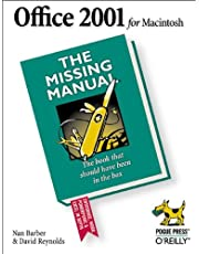 Office 2001 for Macintosh: The Missing Manual: The Missing Manual