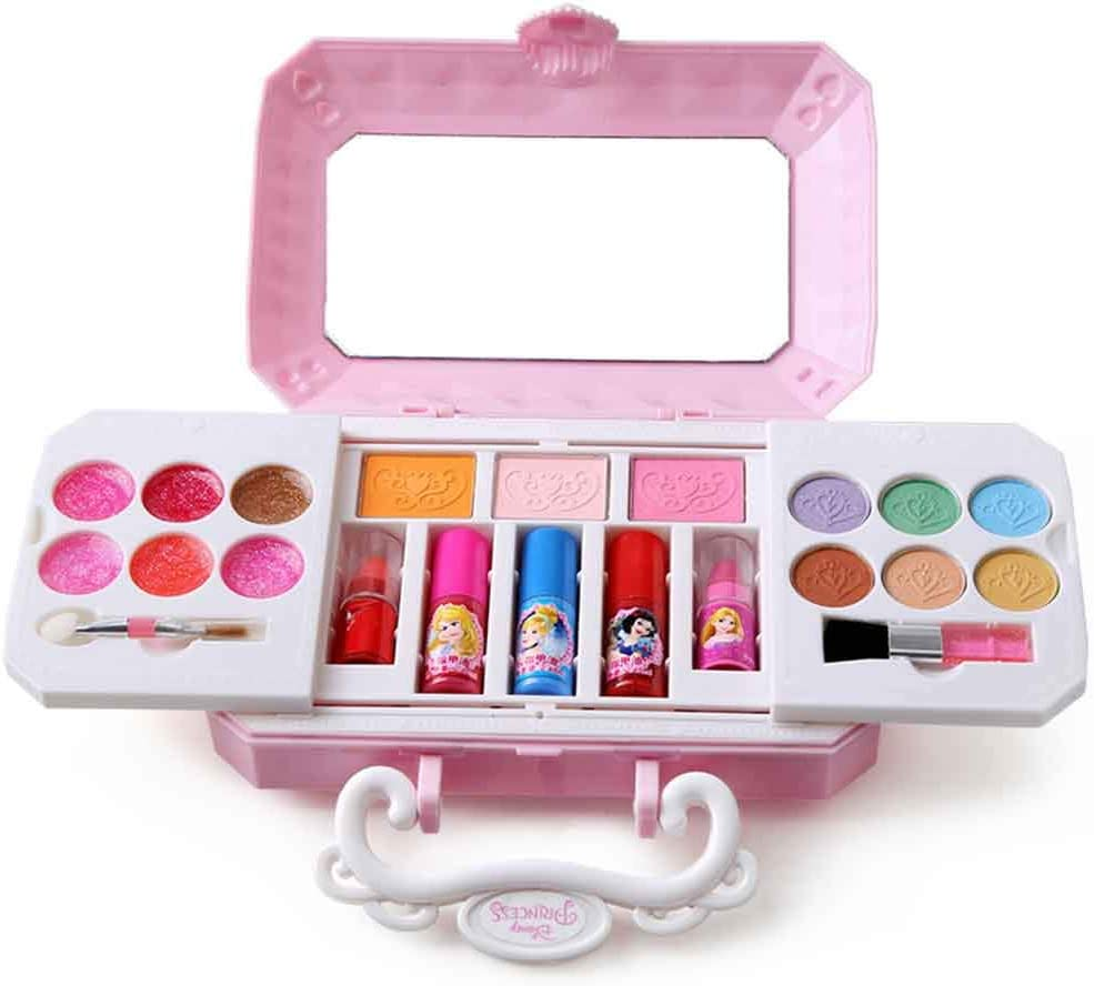 Children's Makeup Toys Beauty Mini Makeup Box Safe Nontoxic