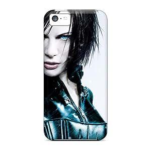 Apple Iphone 5c IoN14404tMZn Allow Personal Design HD Kate Beckinsale As Vampire Series Anti-Scratch Hard Phone Covers -AshleySimms