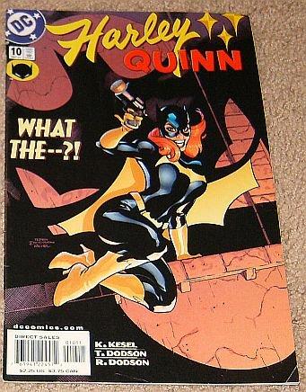 Download Harley Quinn (DC Comic #10) September 2001 PDF