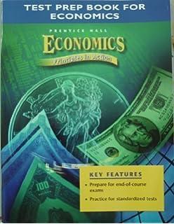 Amazon economicsprinciples in action examview test bank cd rom test prep book for economics economics principles in action fandeluxe Images