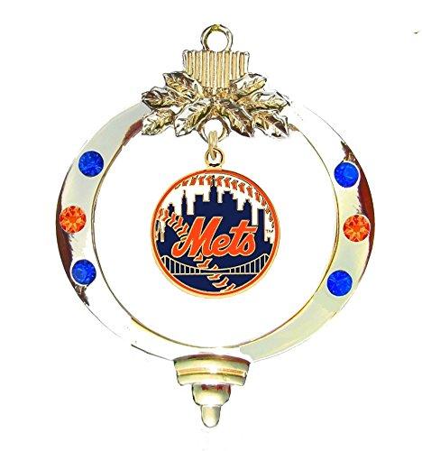 New York Mets Tree Ornament, Mets Tree Ornament, Mets Tree