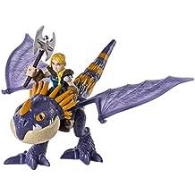 Dreamworks Dragons Defenders of Berk Dragon Riders, Astrid & Stormfly Figures