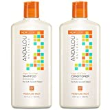 Best Andalou Naturals Volume Shampoos - Andalou Naturals Argan Oil and Shea Moisture Rich Review