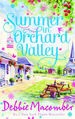 book cover of Summer in Orchard Valley