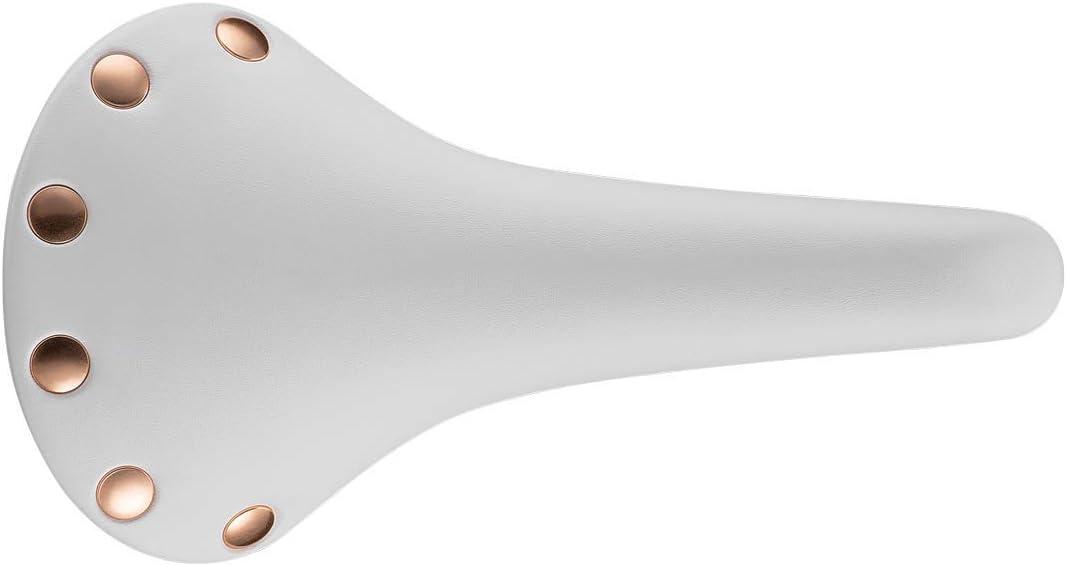 One Size Black Silver Mini-Rivets San Marco Xsilite Unisex Adult Saddle