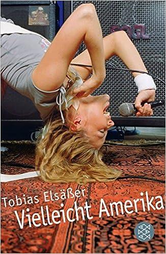 Book Vielleicht Amerika
