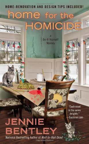 Full a do it yourself mystery book series by jennie bentley jenna home for the homicide book 7 of the a do it yourself solutioingenieria Choice Image