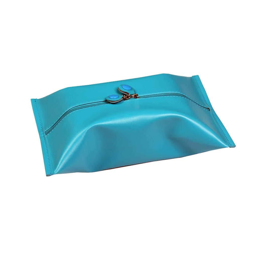 Beautiful Living Room Tissue Box Creative Car Paper Towel Storage Box Simple Fashion Desktop Storage Box