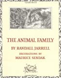 The Animal Family, Randall Jarrell, 0062059041