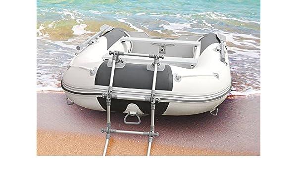 STURMEX Sturm Superior 280 - Barca Hinchable con Escalera de baño: Amazon.es: Deportes y aire libre