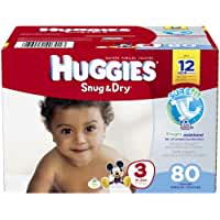 Huggies\x20Snug\x20and\x20Dry\x20Diapers\x20\x2D\x20Size\x203\x20\x2D\x2080\x20ct