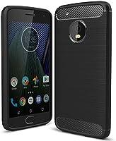 IVSO Funda Motorola Moto G5 Slim Soft Silicon Shockproof Caso ...