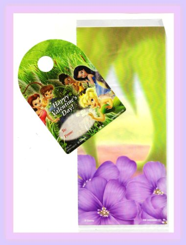 Tinkerbell Treat Sacks - 6