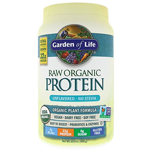 Garden Life Organic Protein Unflavored