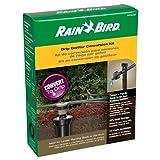 Rain Bird CNV182EMS Drip Irrigation Sprinkler Conversion Kit, 1800 Series Pop-Up to 6 Drip Emitters with 1/4