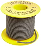Mitchell Abrasives 48 Round Abrasive Cord, Aluminum Oxide 150 Grit .093'' Diameter x 25 Feet