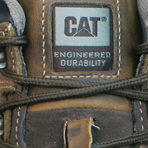 Caterpillar Herren Dimen Sicherheitsschuhe / Sicherheitsstiefel, braun Beige
