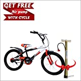 Speed Bird BMX Child Cycle - Kids Sports Bicycle For Boys & Girls - Age Group 6-9 (Black)