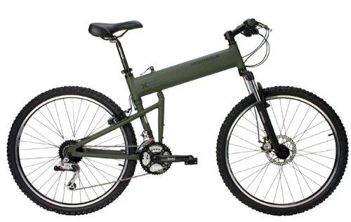 Montague Paratrooper Folding Mint Bike